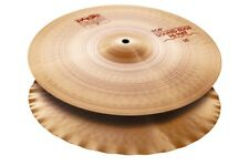 "Paiste 2002 Sound Edge Hi Hat Cymbals 14"" - Video Demo"