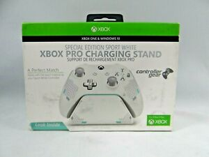 Controller Gear Sport Sport White Special Edition Xbox Pro Charging Stand