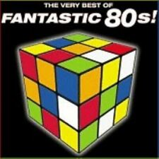 THE VERY BEST OF FANTASTIC 80S various (2X CD, compilation) synth pop, new wave