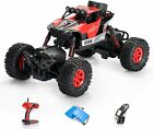 1: 16 RC Rock Crawler 4WD Large Remote Control Off-Road Car with Two Batteries