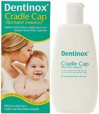 Dentinox Cradle Cap Treatment Shampoo 125ml - 6 Pack