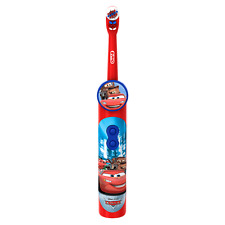 Case 24 NEW In Package Oral-B Pro-Health Stages Disney Cars Power Toothbrush 3+