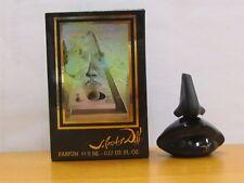 Vintage Salvador Dali Pure Perfume Women 0.17 oz Parfum  Splash Miniature Rare