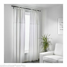 French Country 100% Cotton Window Curtains
