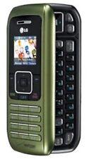 LG EnV VX9900 Verizon Cell Phone GREEN qwerty text bluetooth vCast Camera 3G