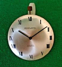 Meccanica e quadrante per orologio da tasca, diam. 34 mm, Meier Watch-Swiss made