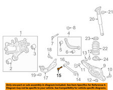 MAZDA OEM 13-18 CX-5 Rear Suspension-Lateral Arm Bolt 9YA02123J