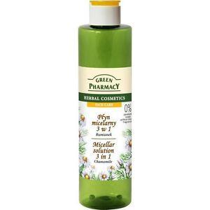 Green Pharmacy Micellar Solution 3 in 1 Chamomile 250ml
