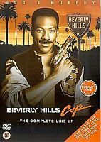Beverly Hills Cop Collection (DVD, 2002, 3-Disc Set, Box Set)
