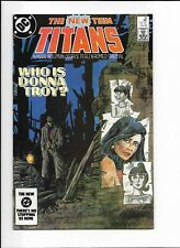 The New Teen Titans #38 (1st series) 1984 High Grade NM 9.4