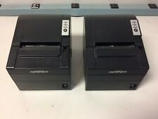 Lot Of 2 Partner Rp 630 High Speed Thermal Pos Receipt Printers