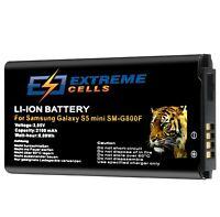Extremecells Akku Batterie für Samsung Galaxy S5 mini SM-G800F