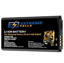 Extremecells Battery for Samsung Galaxy S5 Mini SM-G800F