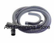 DRAIN HOSE EXTRA LONG WASHING MACHINES DISHWASHERS HOTPOINT ARISTON INDESIT 0083