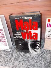 Malavita, ein Roman von Peter D. Chojewitz