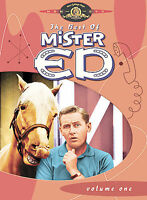 The Best of Mister Ed - Volume One (DVD, 2004, 2-Disc Set) Brand New - Sealed