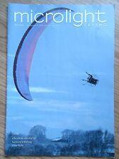 MICROLIGHT FLYING MAGAZINE, BMAA issue Mar 16..