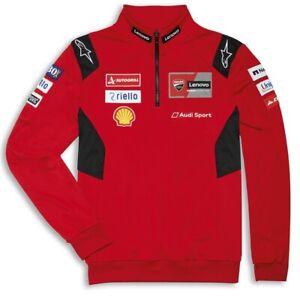 Ducati Alpinestars Corse GP21 Replica Sweater Sweatshirt Moto Gp Miller Bagnaia