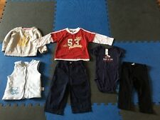 New Baby Boy Clothes Winter Size1 Mix 6 Items H&M Carter's
