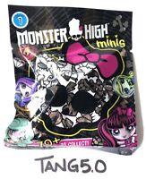 New Monster High Minis Season 1 Mystery Blind Bag Easter Egg Filler