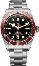 100% AUTHENTIC NEW TUDOR HERITAGE BLACK BAY STAINLESS STEEL WATCH M79230R-0003