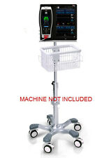 Rolling Roll stand for Masimo Root  Patient monitor new (big wheel )