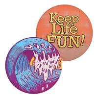 Waboba Wingman Flying Frisbee Disc Silicone Beach Summer Time Fun Outdoor Garden