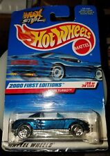 Hot Wheels 2000 First Editions [20/36] (080) MX48 Turbo New