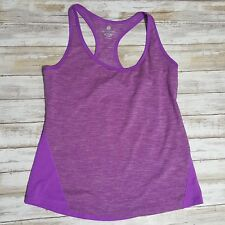 Old Navy Active Polyester Camisole Yoga Gym Athletic Ladies S Purple