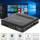 Mini PC T7 2+32GB Windows 10 64 bit Computer Quad-Core Intel HDMI VGA Dual WIFI
