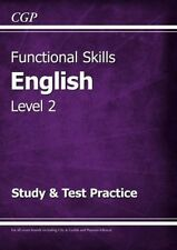 Functional Skills English Level 2 - Study and Test Practice (Paperback, 2016)
