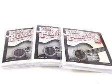 John Pearse Guitar Strings 3 pack  Acoustic Silk Wound Phos Bronze #510L