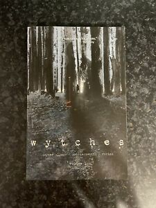 New Wytches Volume 1- 2014 Scott Snyder Rare Adult Horror Graphic Novel Witches