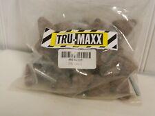 """Tru-Maxx W160 Mounted Point 1-1//2/"""" x 1//8/"""" Cylinder 60 Grit QTY 47  89679781"""