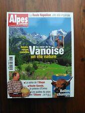 ALPES LOISIRS N° 28 AU COEUR DE LA VANOISE,LA ROUTE NAPOLÉON