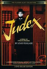 Judex [2 Discs] (2004, DVD NEW)2 DISC SET