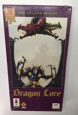 Dragon Lore (3DO, 1994) BRAND NEW (FACTORY SEALED)
