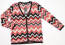 Jones New York Long Sleeve Button Cardigan Sweater Womens XL Multi NEW 6786