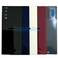 """New OEM Housing Rear Glass Back Battery Cover For 6.1"""" Sony Xperia 5 J8210 J9210"""