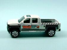 MATCHBOX / '14 Chevy Silverado 1500 (White) - No packaging.