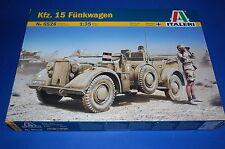 Italeri 6526 - Kfz. 15 Funkwagen  scala 1/35