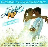 (2CD's) Kuschelpop - Die Deutsche - Stefan Waggershausen, Peter Maffay, Nena