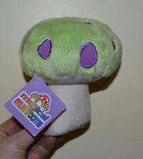 "Magical Mushroom Plush 5"" by 5"" Plush Mushroom with Beanie Bottom"