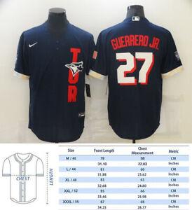 Men's Toronto Blue Jays #27 Vladimir Guerrero Jr. All-Star Game Jersey