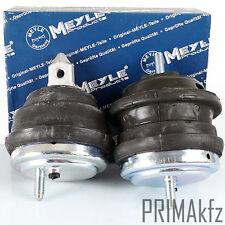 2 Meyle 3002211127 + 3002211128 Motorlager Motorhalter L+R BMW 5er E39 525d 530d