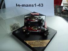 Quartzo 1/43 Lotus 49B #3 M. Andretti South Africa Gp 1969 Gold Leaf 4012