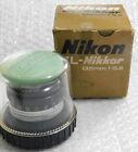 Nikon El-Nikkor 135mm f/5.6 Enlarging Lens w/ Box and Plastic Case