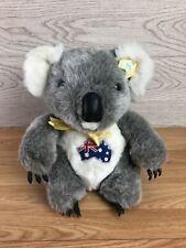 More details for ausums koala teddy australia souvenir 10.5