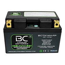 Batteria al Litio LIFE04 Battery Controller BCTX14H-FP Moto, Scooter e Quad