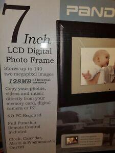 pandigital lcd digital photo frame